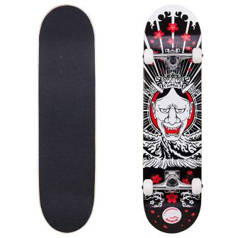 16ecabf4 Cal 7 Complete Skateboard Kicktail Maple Deck ...