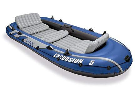 Top 15 Best Inflatable Fishing Boats in 2018 - Complete Guide