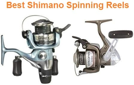 Top 15 Best Shimano Spinning Reels in 2018