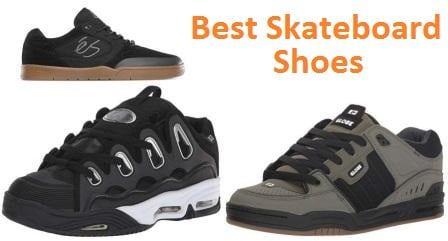 Top 15 Best Skateboard Shoes In 2018 Complete Guide
